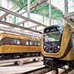 金浦都市鉄道が開通しました
