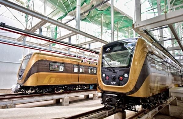 金浦都市鉄道